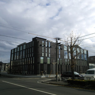 北日本計装事務所 <br>新築