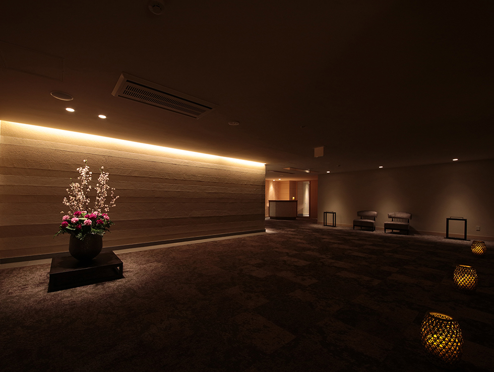 HOTEL NEMU <br>和ダイニング 「里海」 改装