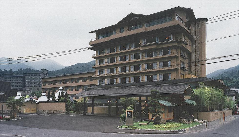 昼神グランドホテル 天心 <br>増改築
