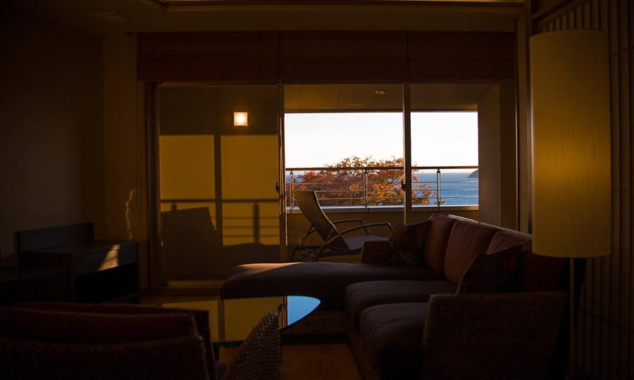 シティーホテルの快適性×リゾート旅館の寛ぎ