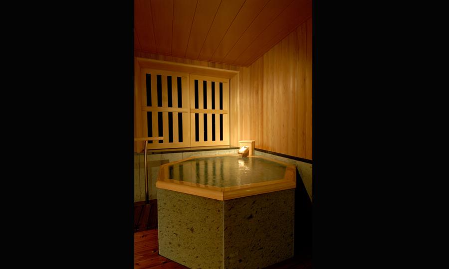豊かなつながりがある、ワンルーム客室