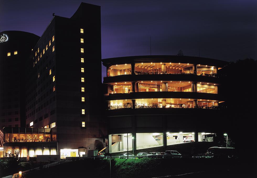ホテルアソシア高山リゾート <br>浴室棟 増築