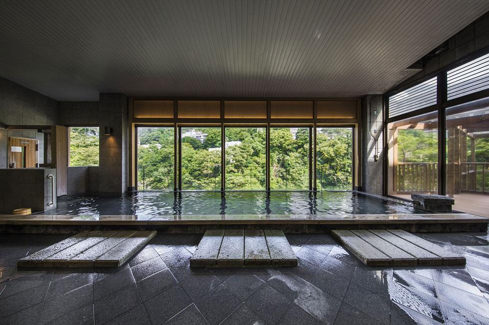 ほてる白河 湯の蔵 <br>浴室 改装