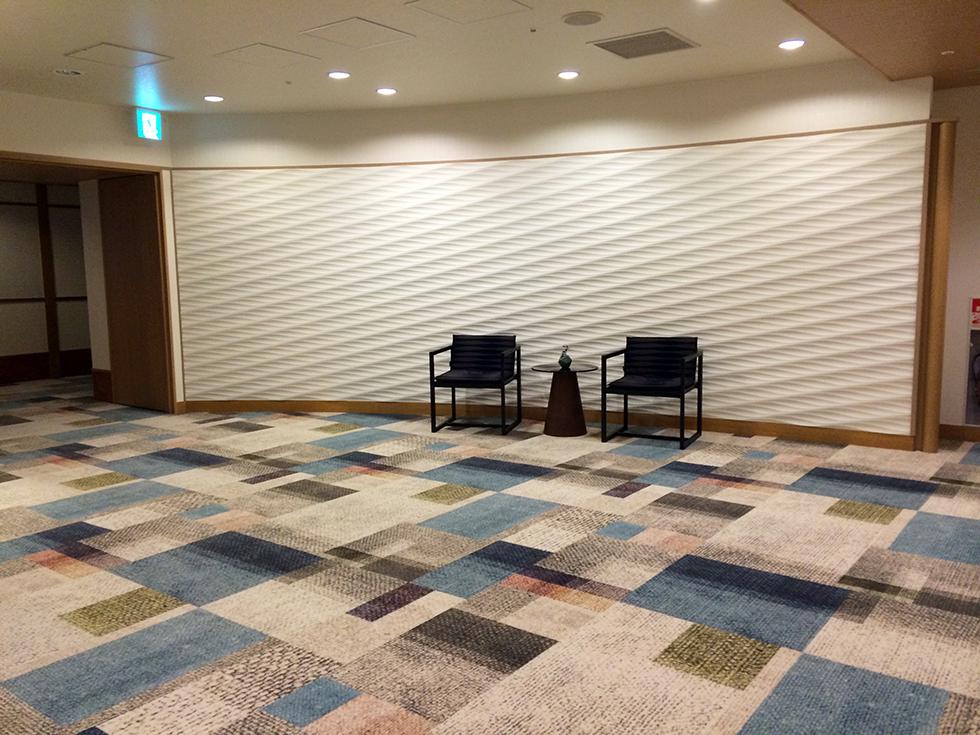 鳥羽シーサイドホテル <br>客室・EVホール 改装
