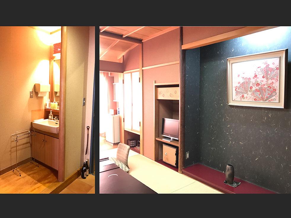 月の栖 熱海聚楽ホテル <br>客室 改装