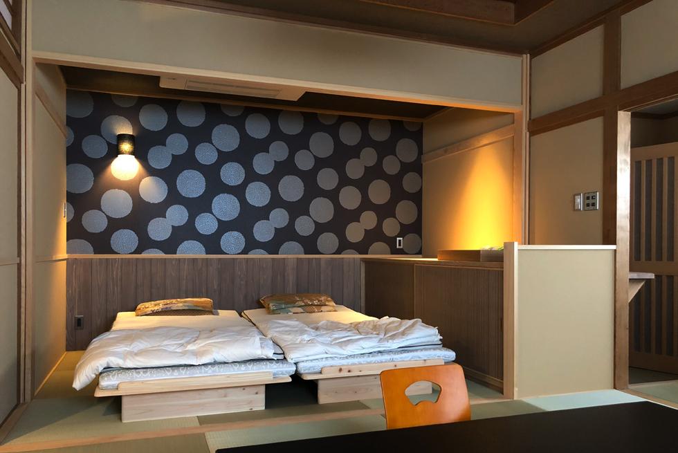 新井旅館 <br>客室・食事室 改装