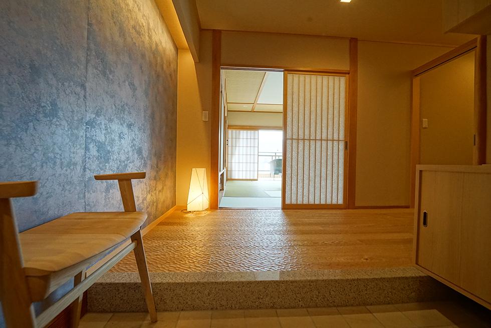 月の栖 熱海聚楽ホテル <br> 客室 改装
