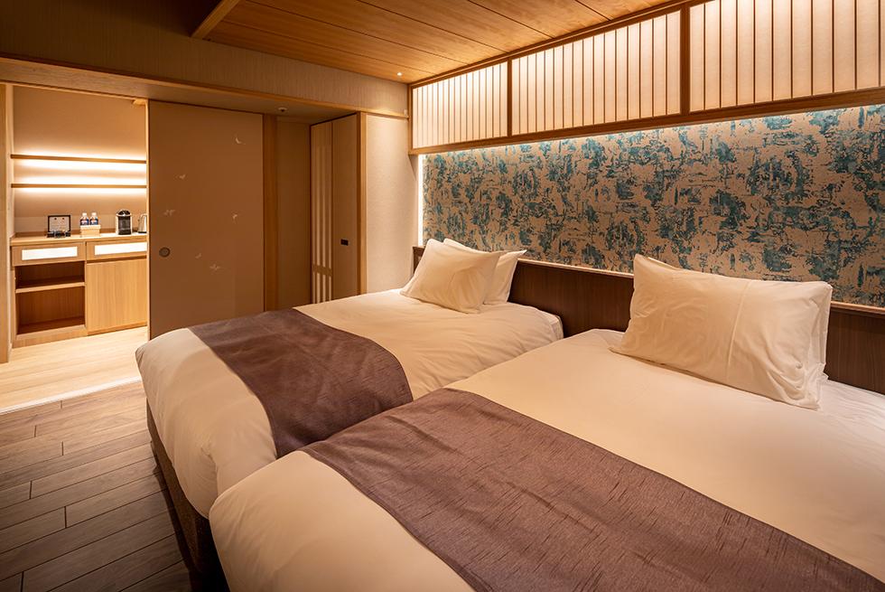 ホテル若水 <br>客室 改装