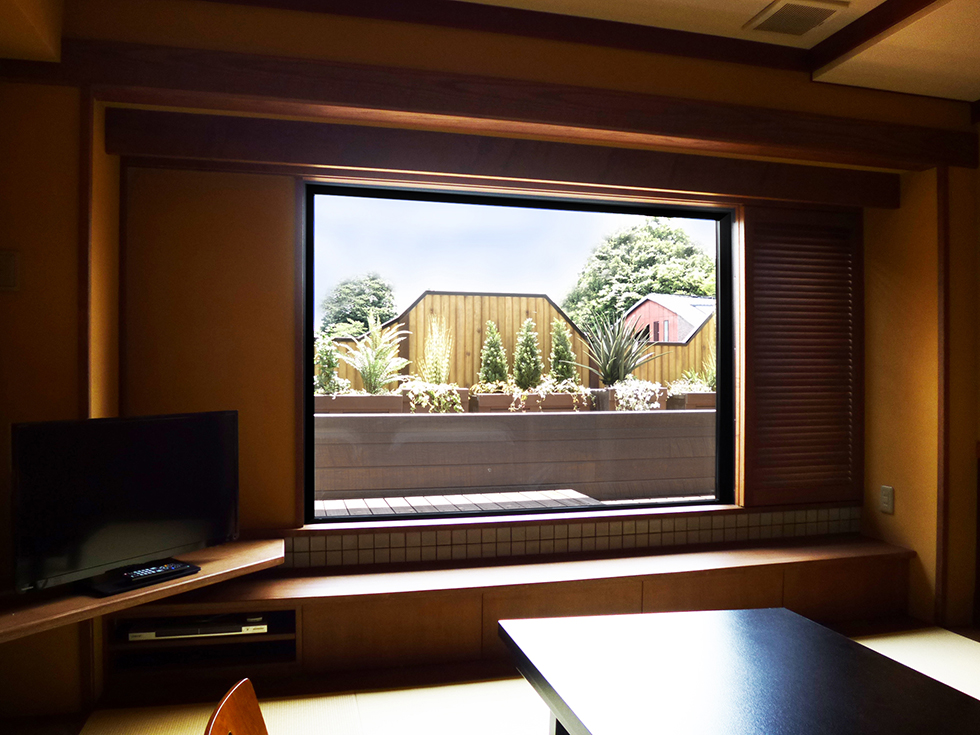 富士レークホテル <br>露天風呂・客室 改装