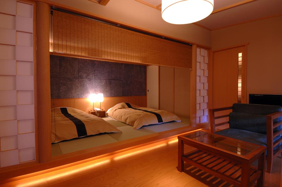 ホテル南風荘 <br>客室 改装