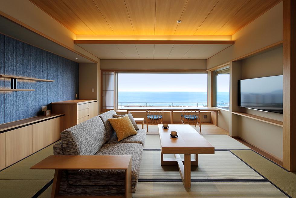 海を臨む窓辺の過ごし方の新提案