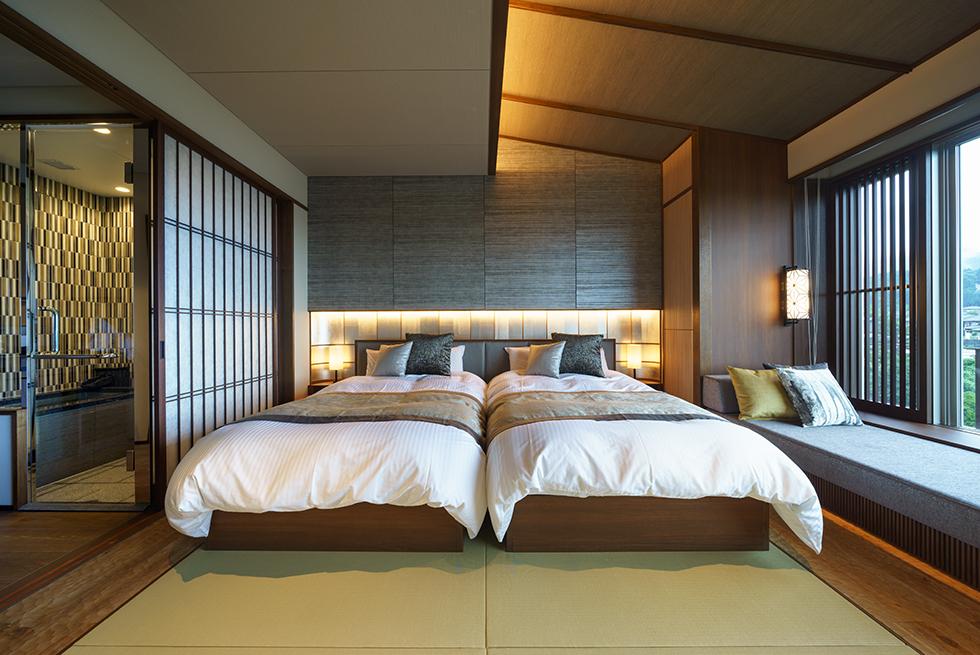 庄川温泉風流味道座敷ゆめつづり <br>貸切風呂・客室 改装